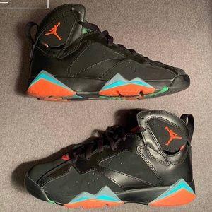 Air Jordan 7 Retro 30th BG Size 7Y or women's 8.5